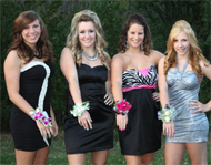 Homecoming Girls